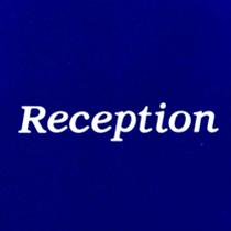 レセプションロゴ